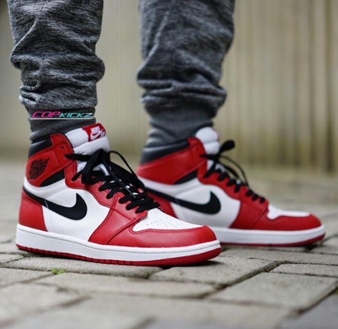 air jordan 1 chicago retro