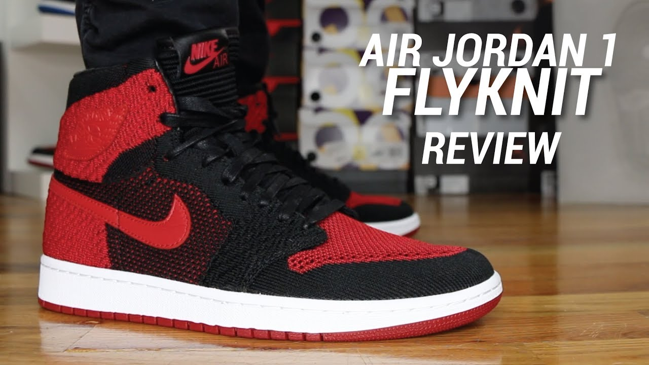 air jordan 1 retro hi flyknit