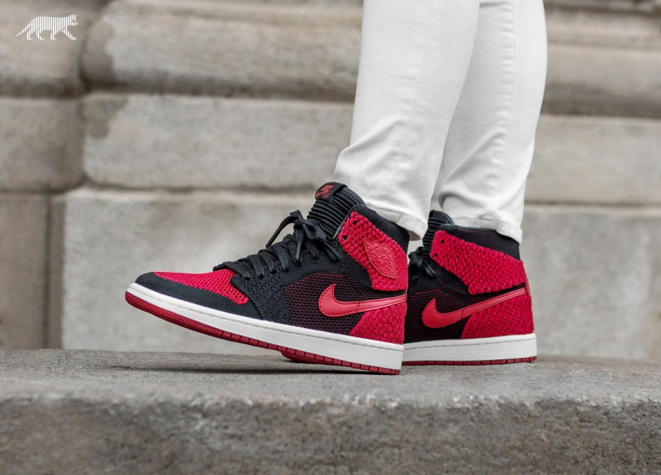 air jordan 1 retro high flyknit