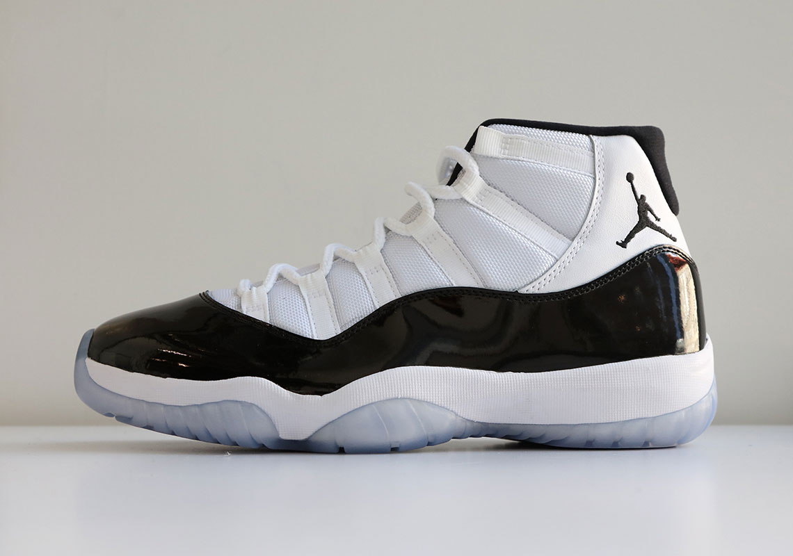 air jordan 11 sizing