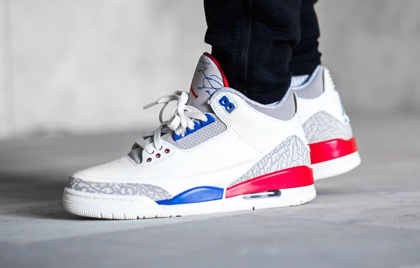air jordan 3 international flight