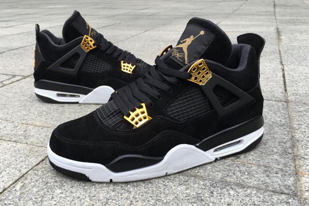 air jordan 4 royalty