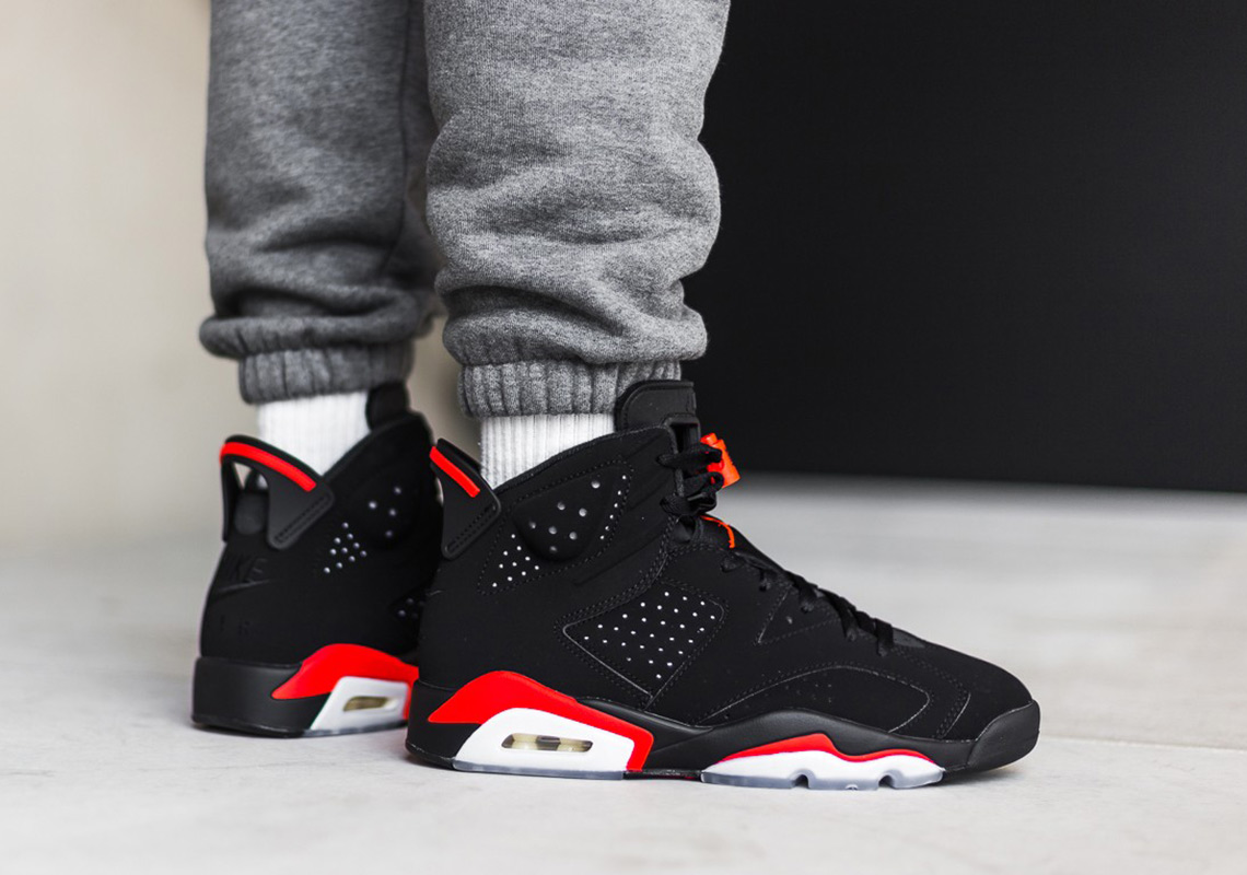 air jordan 6 retro infrared